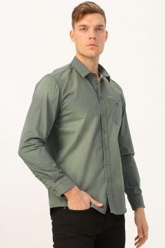 U.S. Polo Assn. Yeşil Gömlek(120673720)