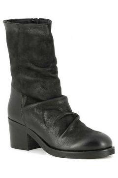 Bottes N\'sand Boots plissées en cuir(115404922)