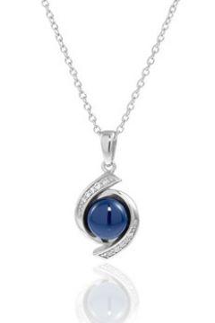 Collier Bleue Joaillerie Collier en Argent 925/1000 et Céramique Femme(115499031)