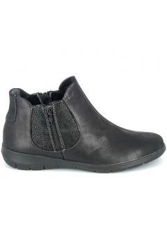 Boots Boissy Boots Noir texturé(101734918)