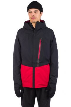 686 GLCR Gore-Tex GT Jacket red colorblock(103765346)