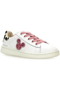 Chaussures enfant Moa Master Of Arts Gallery Blanc Rose(115519457)