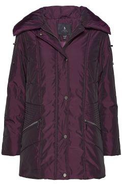 Jacket Outerwear Heavy Parka Jacke Mantel Lila BRANDTEX(114151812)