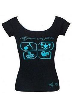 T-shirt Ultra Petita Tee-shirt - Cette femme a une(115423731)