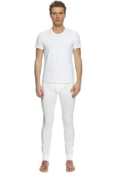 Er_Os Beyaz Klasik Pantolon(113947369)
