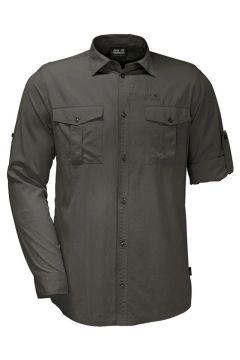 Jack Wolfskin 1402431-5100 Atacama Roll-Up Shirt Gömlek(114005489)