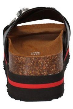 Sandales 5 Pro Ject sandales noir cuir AC698(115393638)