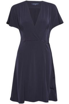 Robe French Connection Robe col V cache coeur manches courtes(98488084)