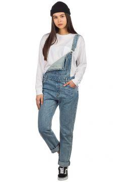 Plenty Weekender Overalls Pants washed light denim(97843689)