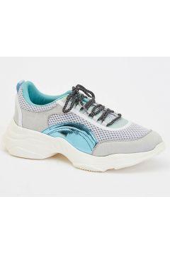 DeFacto Kadın Kalın Tabanlı Bağcıklı Spor Ayakkabı(108988192)