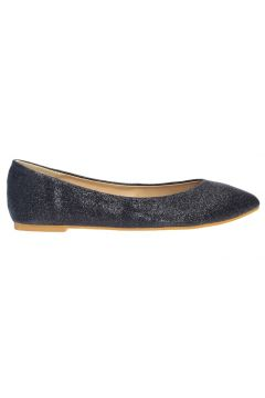 Compania Fantastica Siyah Düz Ayakkabı(113968813)