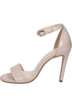 Sandales Olga Rubini sandales beige cuir verni BY289(115401084)