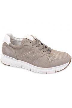 Chaussures Valleverde IGI CO 87254 sneakers scarpe uomo in pelle blu con memory foam(127916889)