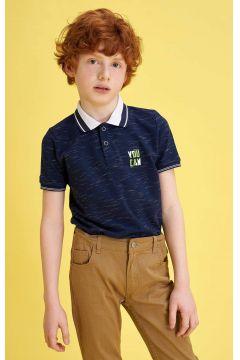 DeFacto Erkek Çocuk Pike Polo Yaka T-shirt(119060301)