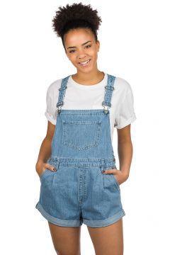 Volcom Not Over It Bib Shorts blauw(99704799)