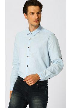 Loft Regular Fit Mavi Gömlek(113973024)