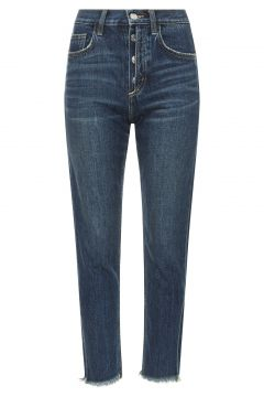 Jeans The Exposed Fly Vintage Cropped Slim(96787082)