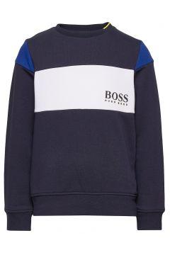 Sweatshirt Sweat-shirt Pullover Blau BOSS(104190976)