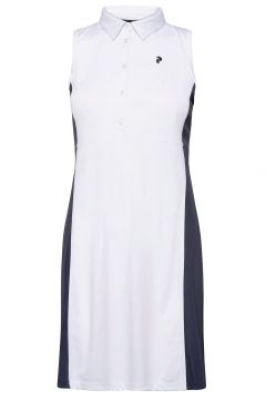 Slate Dress Women Kurzes Kleid Weiß PEAK PERFORMANCE(116779197)