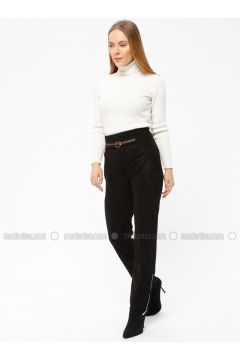 Black - Pants - REPP(110339090)