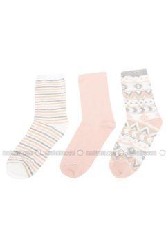 Multi - Socks - DeFacto(110325323)