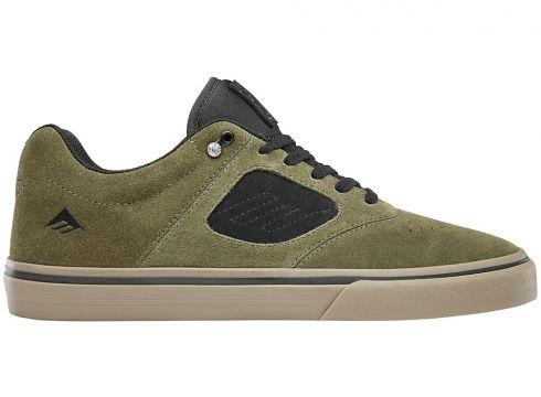 Emerica Reynolds 3 G6 Vulc Skate Shoes groen(96637452)
