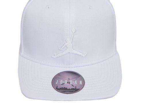 Nike Jordan Jumpman Snapback Unisex Şapka Beyaz(60930175)