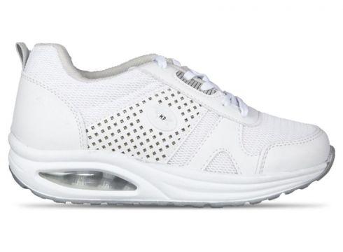 M.p Beyaz Kadın Yürüyüş Ayakkabısı(108933342)