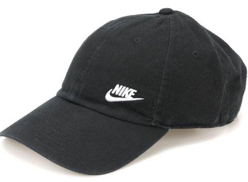 Nike W NK H86 CAP FUTURA CLASS Siyah BEYAZ Kadın Şapka(51139538)