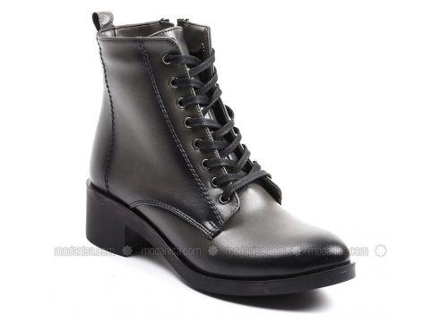 Gray - Boot - Boots - Sapin(110326016)