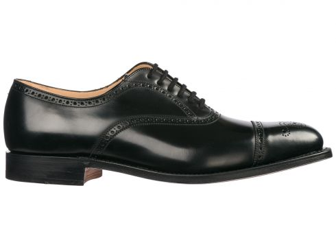Men's classic leather lace up laced formal shoes brogue toronto(118071332)