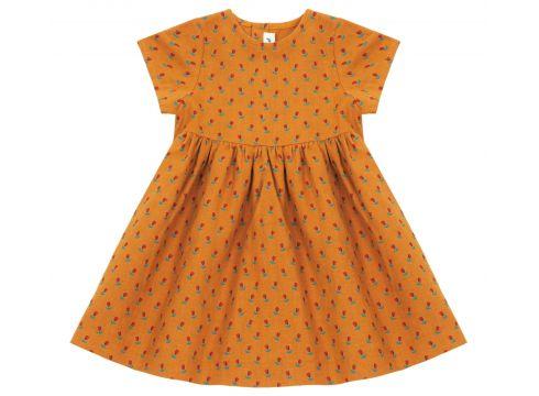 Kleid aus Leinen(117376234)