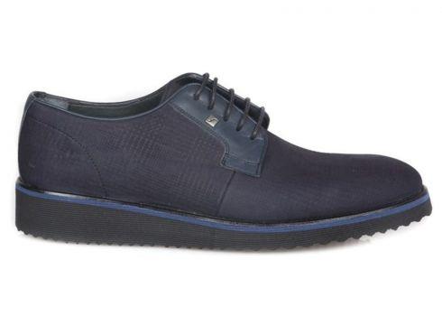 Fosco Laci Suet Erkek Klasik Ayakkabı(105154836)