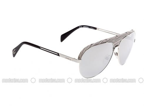 Gray - Sunglasses - Diesel(100919721)