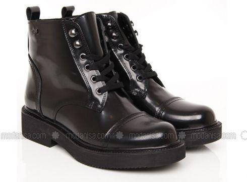 Black - Boot - Boots - G.Ö.N(110329610)