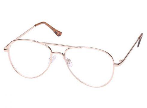 Minkpink Hot Tropic Damen Sonnenbrille - Gold(100259116)