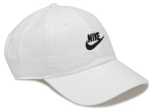 Nike U NSWH86 CAP FUTURA WAS Beyaz SIYAH Unisex Şapka(51139541)
