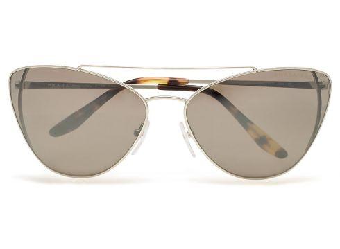 Prada Sunglasses Sonnenbrille Silber PRADA SUNGLASSES(100316675)