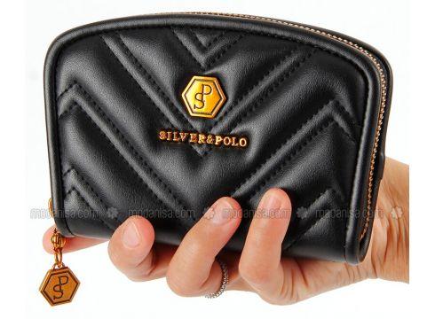 Black - Wallet - Silver Polo(110324441)