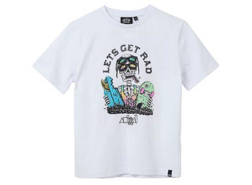 Animal Get Rad T-Shirt wit(113905397)
