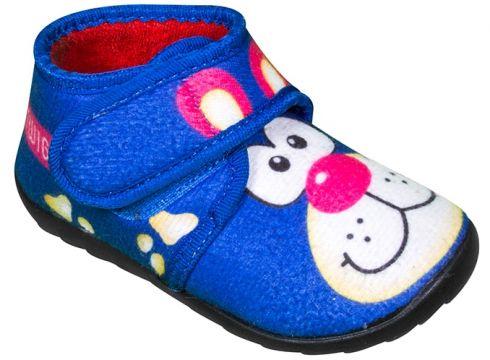 Chaussures D`intérieur Twigy Bleu Marine(102886177)