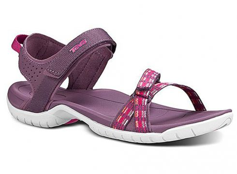 Teva Tv1006263purple Mor Kadın Sandalet - FLO Ayakkabı(89491407)