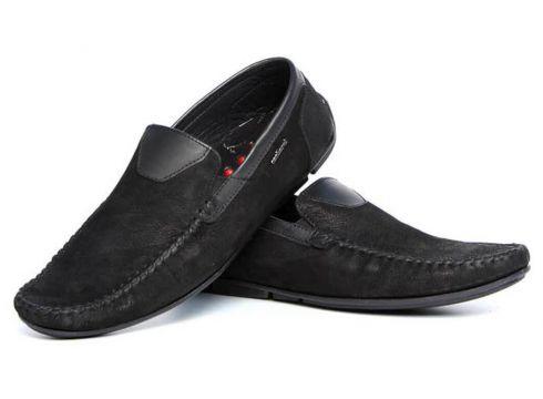 CACHAREL C8021f-1 Siyah Erkek Deri Loafer Ayakkabı - FLO Ayakkabı(69613005)