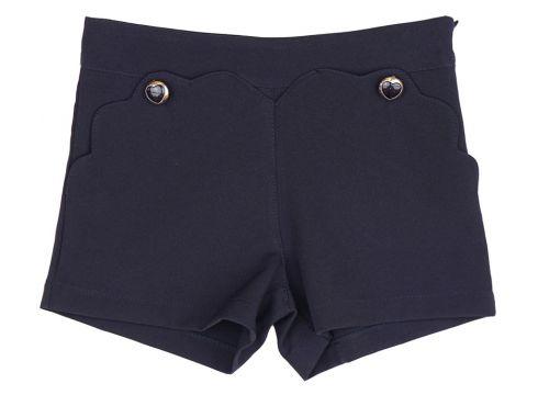 Shorts Pour Fille Best Kids Bleu Marine(102884833)