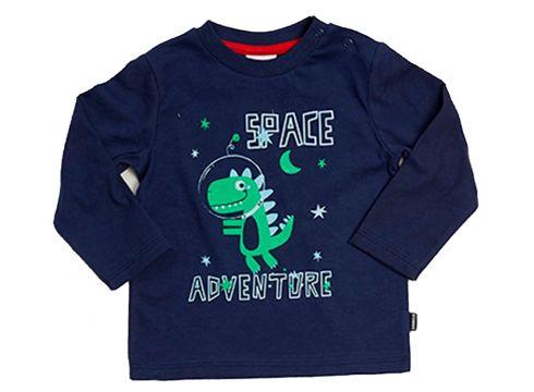 T-shirts Pour Bébé Wonder Kids Bleu Marine(102887541)