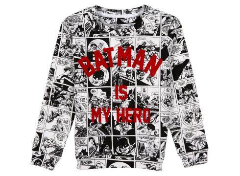 Sweatshirt Batman Is My Hero(117934267)