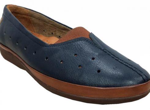 Scavia Deri Ortopedik Yerli Üretim Kadın Ayakkabı(107871336)
