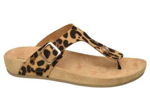 Graceland Deichmann Kadın Leopard Terlik(105122960)