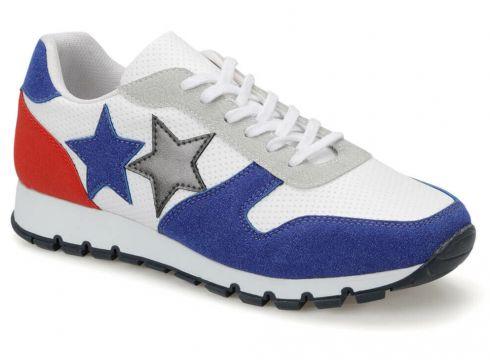 Art Bella Cs19090 Lacivert Kadın Spor Ayakkabı - FLO Ayakkabı(79821539)