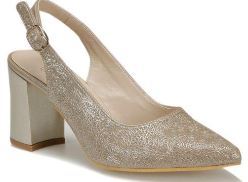 Polaris 91.313117dz ALTIN Kadın Ayakkabı - FLO Ayakkabı(81551669)